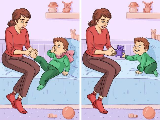 7 vị trí huyệt đạo chỉ cần mát-xa sẽ giúp trẻ bớt sổ mũi, đầy hơi hay khó tiêu-2