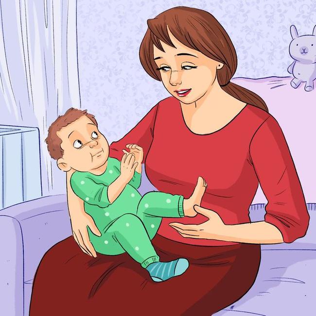 7 vị trí huyệt đạo chỉ cần mát-xa sẽ giúp trẻ bớt sổ mũi, đầy hơi hay khó tiêu-5