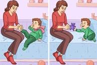 7 vị trí huyệt đạo chỉ cần mát-xa sẽ giúp trẻ bớt sổ mũi, đầy hơi hay khó tiêu