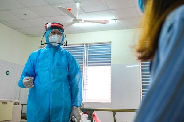 Một bệnh nhân Covid-19 tiên lượng tử vong-1