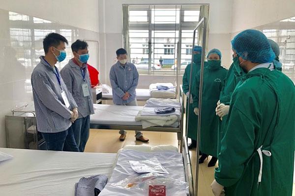 Hải Phòng: Yêu cầu xử lý hình sự trong trường hợp nữ giáo viên khai báo y tế không trung thực dương tính với Sars-CoV-2-1