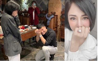 Bị tố đặt nhẫn kim cương cầu hôn rồi đòi trả lại, Huỳnh Anh chính thức lên tiếng-2