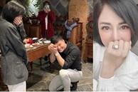 Bị tố đặt nhẫn kim cương cầu hôn rồi đòi trả lại, Huỳnh Anh chính thức lên tiếng
