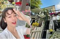Bên trong biệt thự 20 tỷ của Nhật Kim Anh, hoa trải từ ngõ vào nhà, cây hơn nửa tỷ