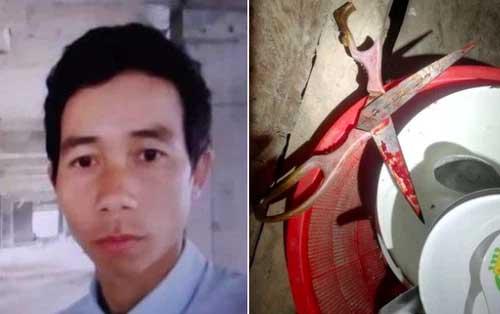 Hơn 100 cán bộ, chiến sỹ vây bắt nghi phạm giết vợ rồi bỏ trốn lên rừng ở Sơn La-1