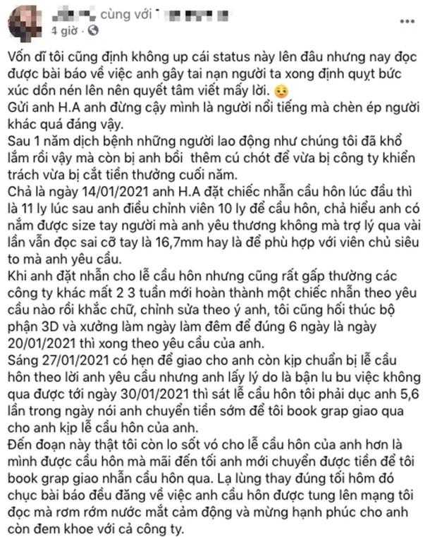 Tâm thư bà hàng xóm gửi Huỳnh Anh: Đẹp trai mà không biết dùng thì... phí nhỉ!-8