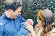 Em bé hoàng gia Anh mới chào đời chính thức lộ diện khiến người hâm mộ xuýt xoa, nhà Meghan Markle cũng bị lu mờ