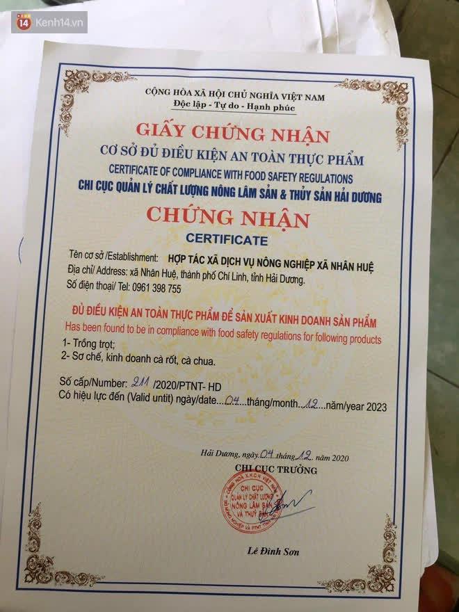 Chuyện người Hà Nội giải cứu hàng chục tấn nông sản: Hàng bán được, bà con Hải Dương mừng lắm-3