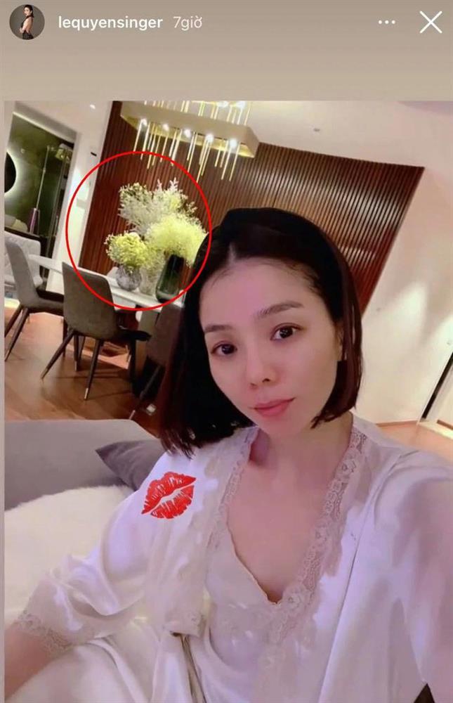 Bằng chứng Lệ Quyên - Lâm Bảo Châu sống chung nhà: Check-in từ thang máy đến bãi xe, bức ảnh giữa đêm lộ chi tiết cực rõ!-2