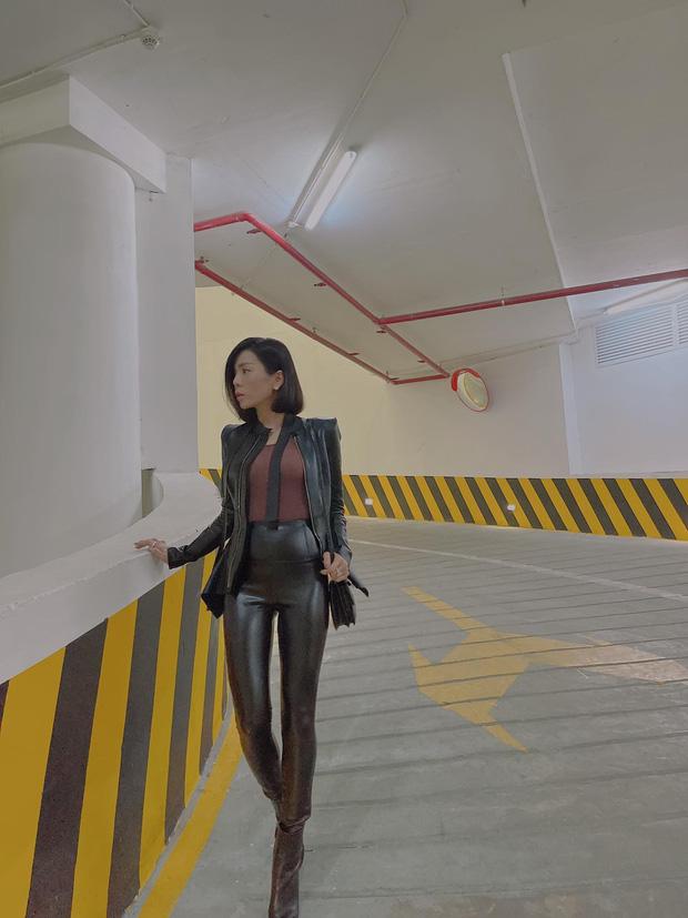 Bằng chứng Lệ Quyên - Lâm Bảo Châu sống chung nhà: Check-in từ thang máy đến bãi xe, bức ảnh giữa đêm lộ chi tiết cực rõ!-6