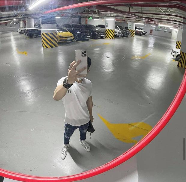 Bằng chứng Lệ Quyên - Lâm Bảo Châu sống chung nhà: Check-in từ thang máy đến bãi xe, bức ảnh giữa đêm lộ chi tiết cực rõ!-7