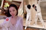 Bằng chứng Lệ Quyên - Lâm Bảo Châu sống chung nhà: Check-in từ thang máy đến bãi xe, bức ảnh giữa đêm lộ chi tiết cực rõ!