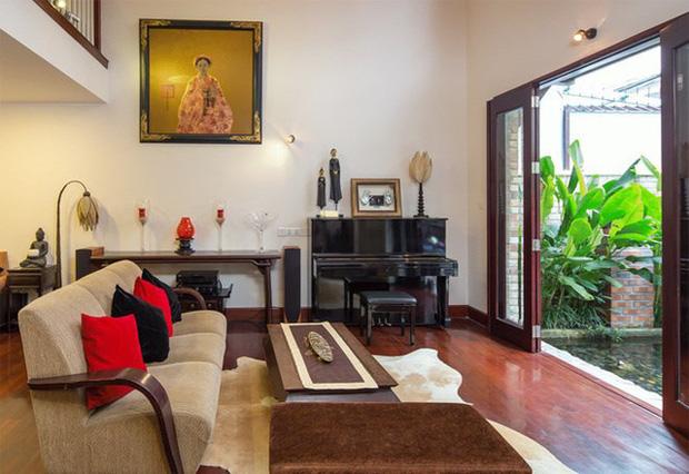 Quang Dũng sở hữu biệt thự 400m2 đẹp và sang như resort, nhà mới mua cũng có gu không kém-6