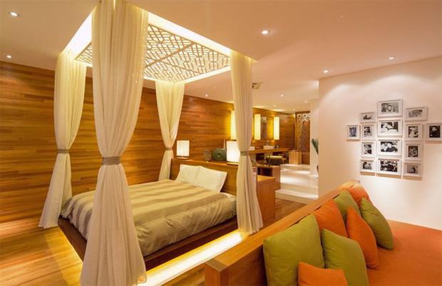 Quang Dũng sở hữu biệt thự 400m2 đẹp và sang như resort, nhà mới mua cũng có gu không kém-7