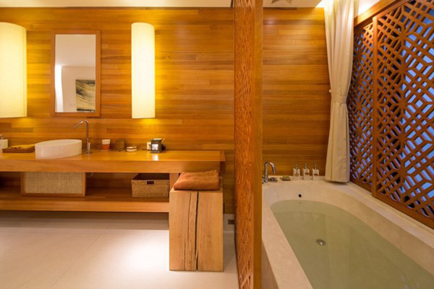 Quang Dũng sở hữu biệt thự 400m2 đẹp và sang như resort, nhà mới mua cũng có gu không kém-8