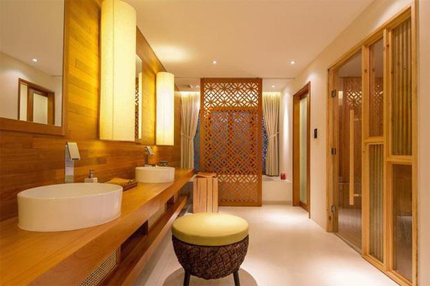 Quang Dũng sở hữu biệt thự 400m2 đẹp và sang như resort, nhà mới mua cũng có gu không kém-9