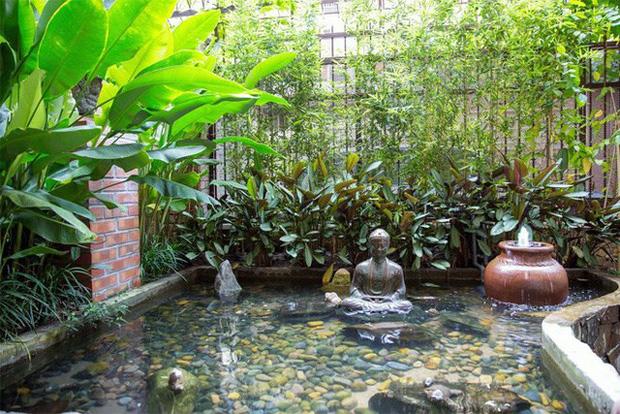 Quang Dũng sở hữu biệt thự 400m2 đẹp và sang như resort, nhà mới mua cũng có gu không kém-10