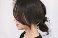 3 kiểu tóc búi thấp chuẩn style Hàn, nàng mặt to hay vuông chữ điền đều có được góc nghiêng ảo diệu