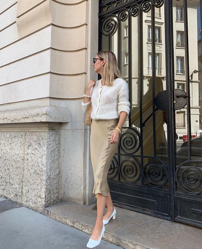 Chỉ bằng cách học 10 công thức diện chân váy chuẩn sang xịn của gái Pháp, style của bạn sẽ lên một tầm cao mới-2
