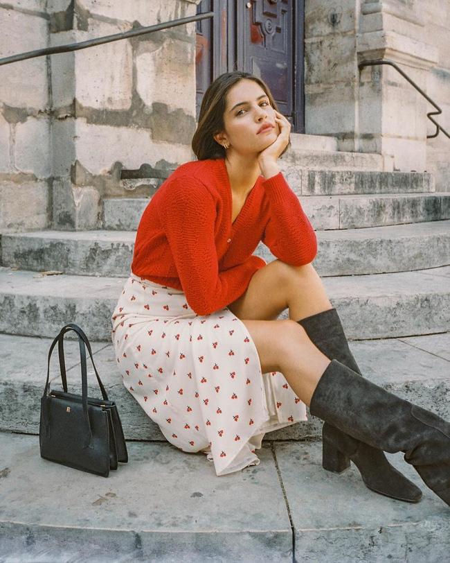Chỉ bằng cách học 10 công thức diện chân váy chuẩn sang xịn của gái Pháp, style của bạn sẽ lên một tầm cao mới-3