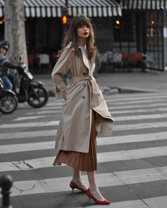 Chỉ bằng cách học 10 công thức diện chân váy chuẩn sang xịn của gái Pháp, style của bạn sẽ lên một tầm cao mới-4