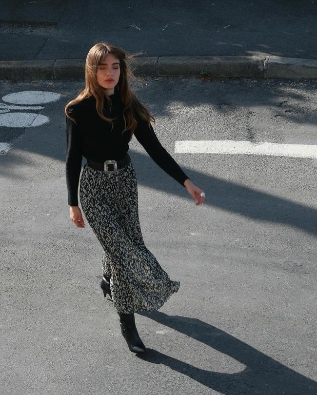 Chỉ bằng cách học 10 công thức diện chân váy chuẩn sang xịn của gái Pháp, style của bạn sẽ lên một tầm cao mới-5