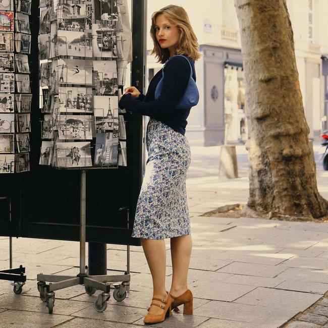 Chỉ bằng cách học 10 công thức diện chân váy chuẩn sang xịn của gái Pháp, style của bạn sẽ lên một tầm cao mới-6