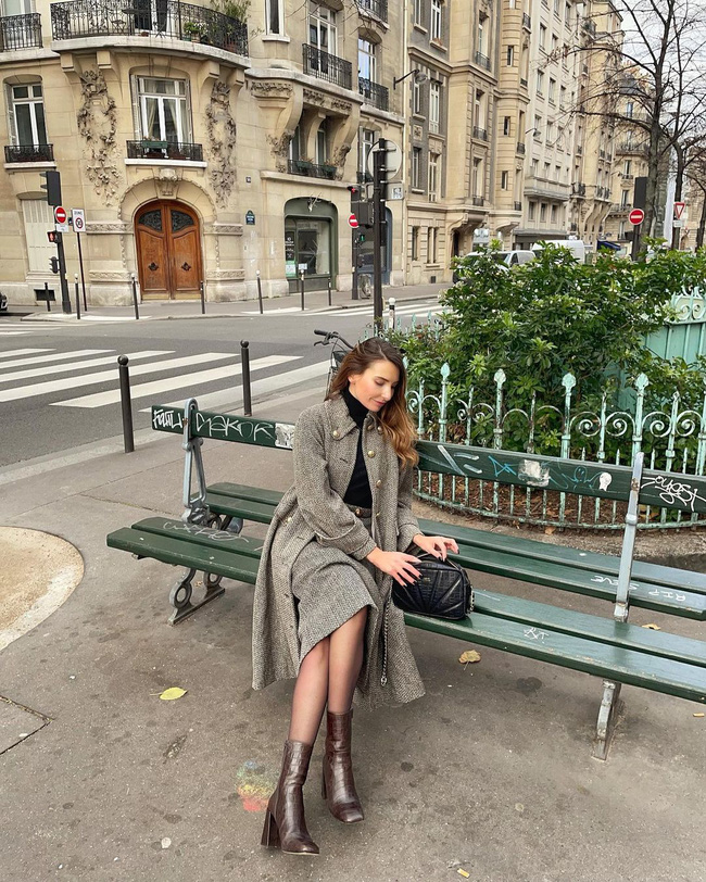 Chỉ bằng cách học 10 công thức diện chân váy chuẩn sang xịn của gái Pháp, style của bạn sẽ lên một tầm cao mới-9