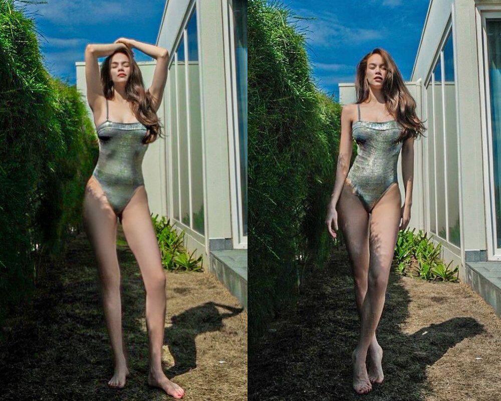 Sau sinh con, Hồ Ngọc Hà chăm diện áo tắm nhưng tuyệt nhiên chỉ mặc kiểu này, vì sao?-6