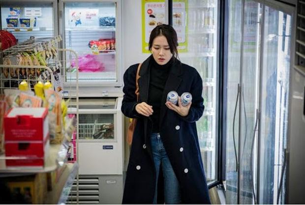 Quần ống rộng phổ biến như thế mà Son Ye Jin rất hiếm khi mặc, và đây chính là lý do-13