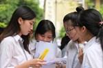 Tỉnh, thành đầu tiên đề xuất bỏ bớt môn thi vào lớp 10 vì dịch Covid-19-2