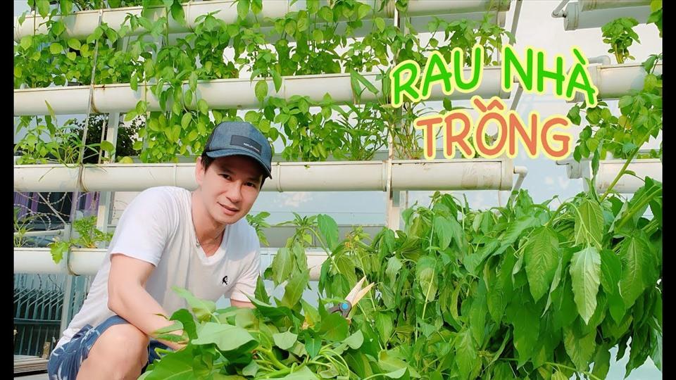 Khu vườn rộng lớn có cả loại ớt nửa tỉ đồng/1kg của Lý Hải - Minh Hà-15