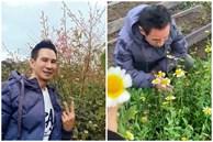 Khu vườn rộng lớn có cả loại ớt nửa tỉ đồng/1kg của Lý Hải - Minh Hà