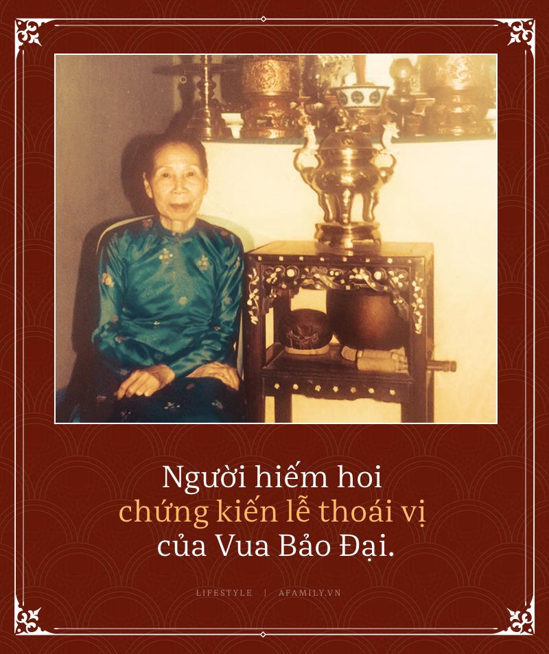 Những điều thâm cung bí sử chốn hậu cung triều Nguyễn qua lời kể của vị cung nữ cuối cùng còn sống trước khi bà vừa qua đời-9