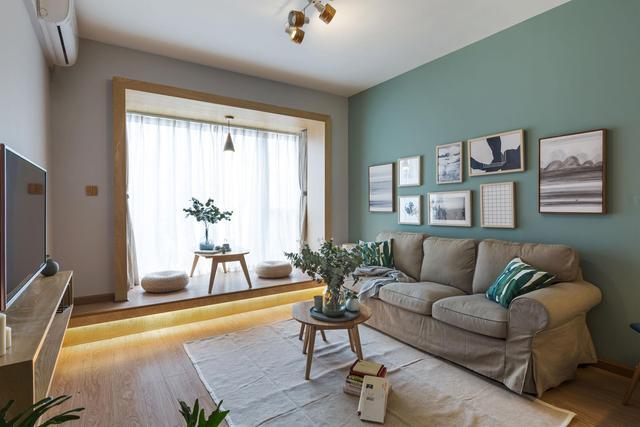 Nếu không muốn phòng khách đã nhỏ nay càng nhỏ hơn, hãy tránh xa 3 điều cấm kỵ khi trang trí-3