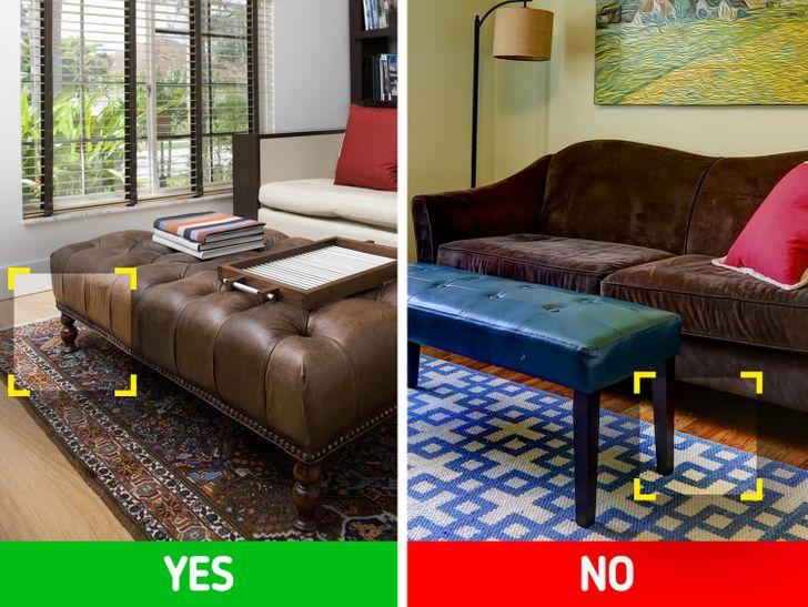 Những sai lầm về vị trí để đồ đạc mà hầu như chủ nhà nào cũng mắc phải-1