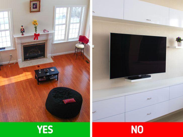 Những sai lầm về vị trí để đồ đạc mà hầu như chủ nhà nào cũng mắc phải-5