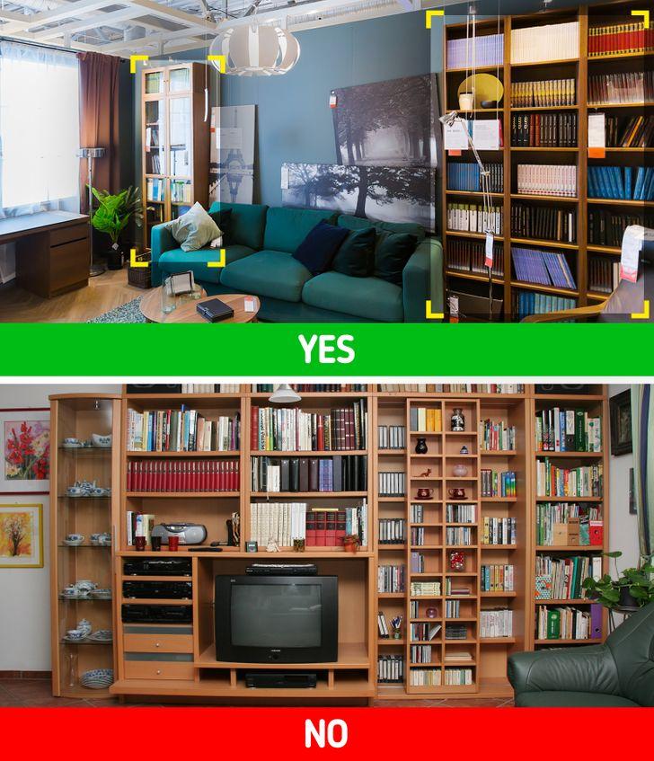 Những sai lầm về vị trí để đồ đạc mà hầu như chủ nhà nào cũng mắc phải-6
