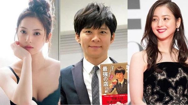 Ngoại tình 182 người, chồng sao Nhật đẹp nhất bị đuổi khỏi showbiz, phải mưu sinh ở chợ cá?-1