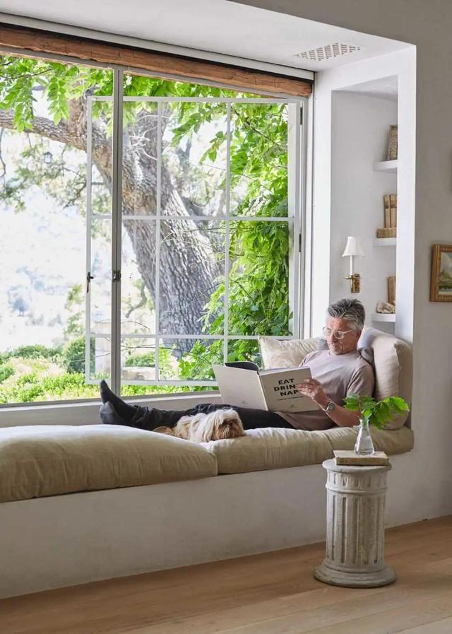 5 chức năng thiết thực của cửa sổ lồi, không chỉ dùng cho ăn uống mà còn làm phòng ngủ-1
