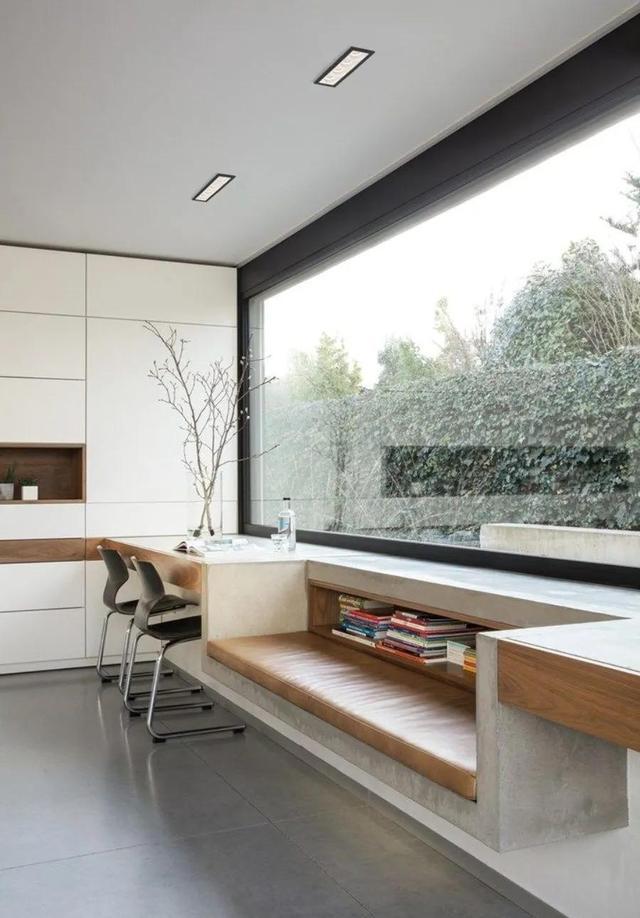 5 chức năng thiết thực của cửa sổ lồi, không chỉ dùng cho ăn uống mà còn làm phòng ngủ-2