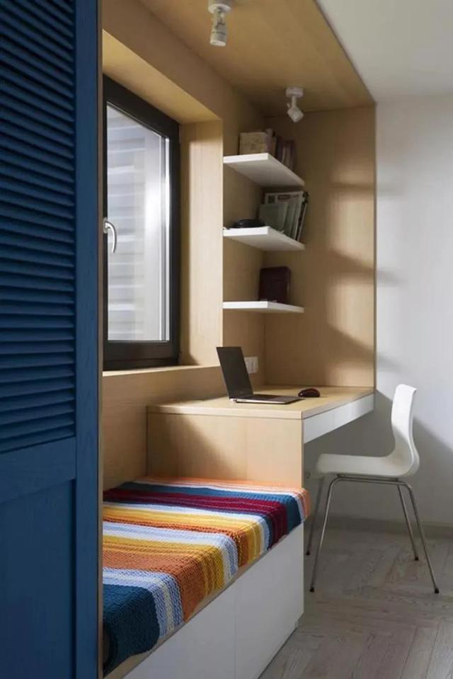 5 chức năng thiết thực của cửa sổ lồi, không chỉ dùng cho ăn uống mà còn làm phòng ngủ-3