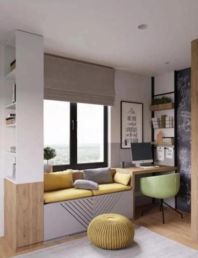 5 chức năng thiết thực của cửa sổ lồi, không chỉ dùng cho ăn uống mà còn làm phòng ngủ-4