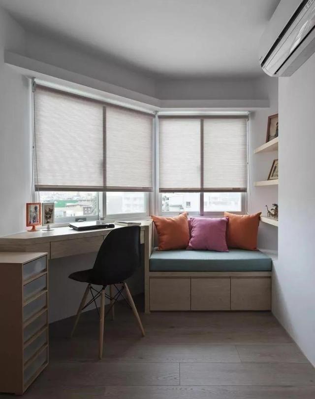 5 chức năng thiết thực của cửa sổ lồi, không chỉ dùng cho ăn uống mà còn làm phòng ngủ-5
