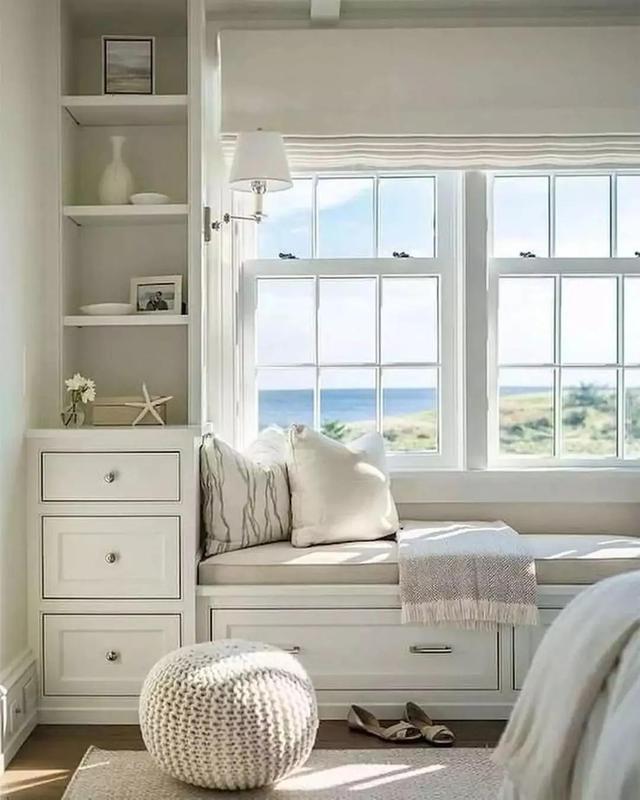 5 chức năng thiết thực của cửa sổ lồi, không chỉ dùng cho ăn uống mà còn làm phòng ngủ-10