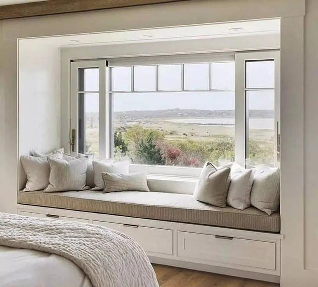 5 chức năng thiết thực của cửa sổ lồi, không chỉ dùng cho ăn uống mà còn làm phòng ngủ-11