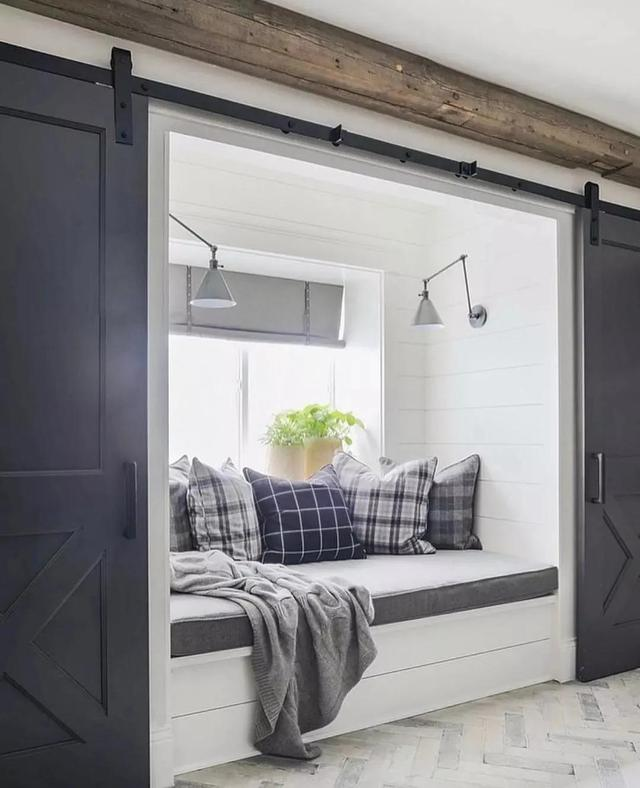 5 chức năng thiết thực của cửa sổ lồi, không chỉ dùng cho ăn uống mà còn làm phòng ngủ-12