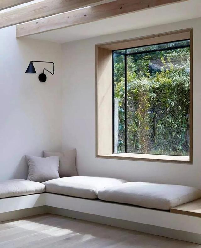 5 chức năng thiết thực của cửa sổ lồi, không chỉ dùng cho ăn uống mà còn làm phòng ngủ-14