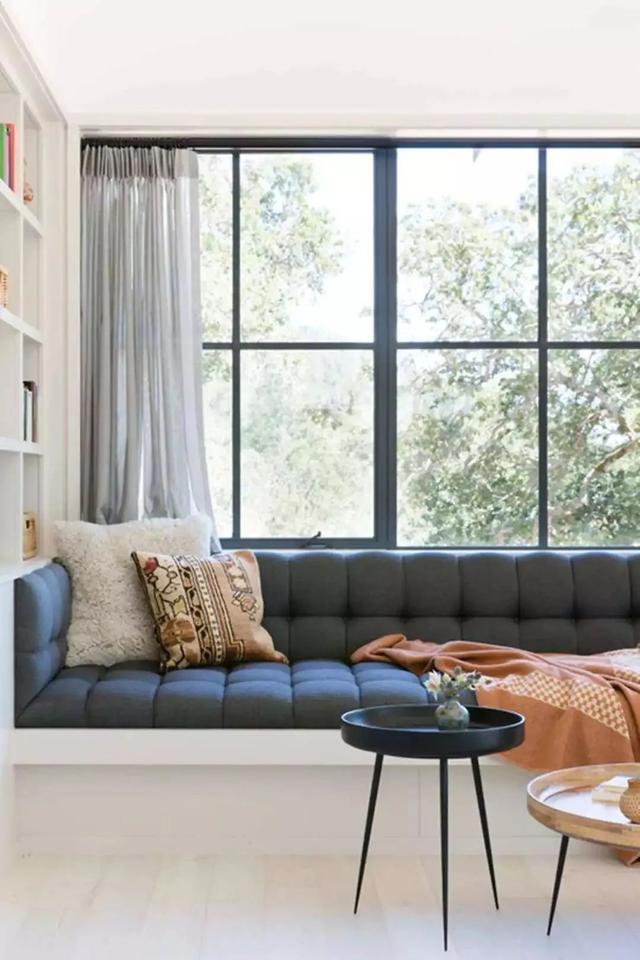 5 chức năng thiết thực của cửa sổ lồi, không chỉ dùng cho ăn uống mà còn làm phòng ngủ-19