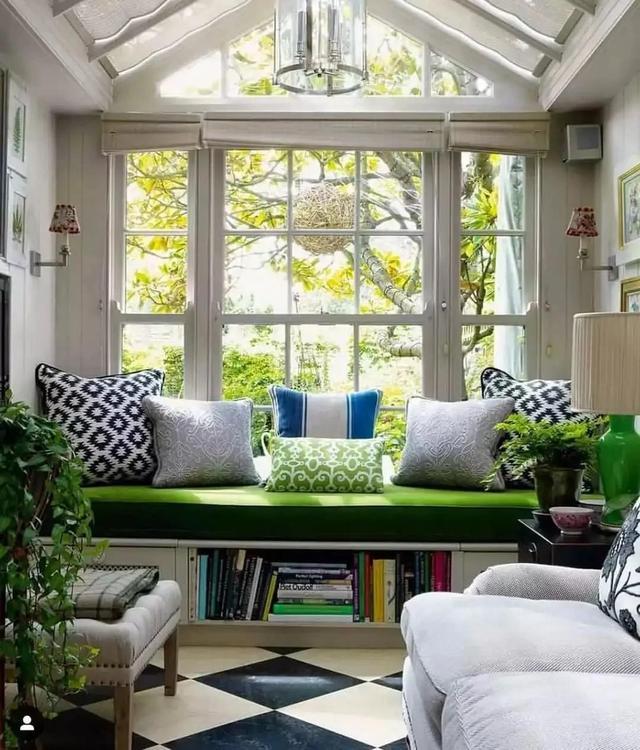 5 chức năng thiết thực của cửa sổ lồi, không chỉ dùng cho ăn uống mà còn làm phòng ngủ-20